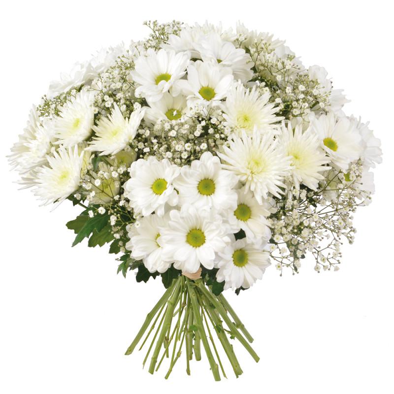 MARSEILLE FUNÉRAL FLOWERS - PENSÉE