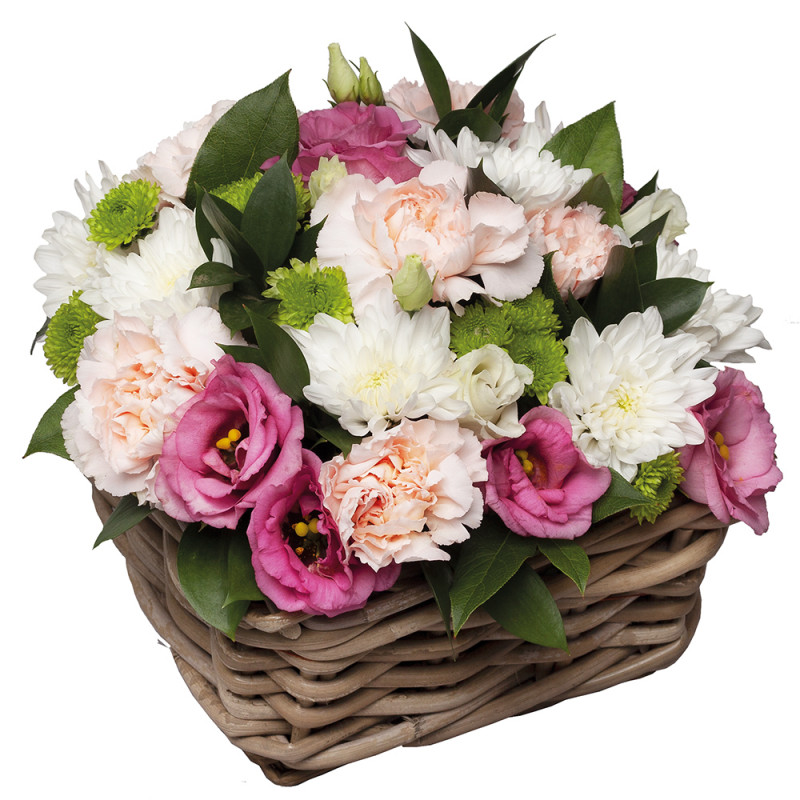 MARSEILLE FUNÉRAL FLOWERS - DOUX SENTIMENTS