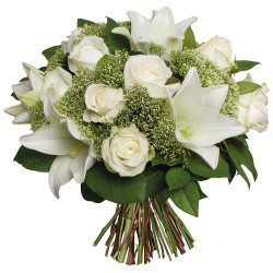 MARSEILLE FUNÉRAL FLOWERS - CONDOLÉANCES