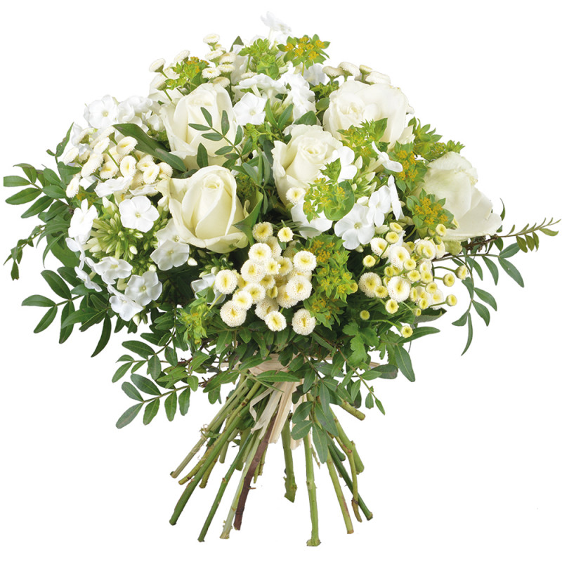 MARSEILLE FUNÉRAL FLOWERS - EDEN