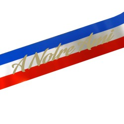 TR FUNERAL RIBBON BLUE...