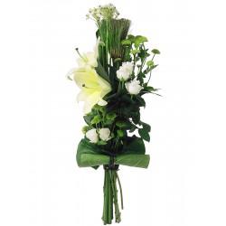 MARSEILLE FUNÉRAL FLOWERS - FIBRE DE LUNE