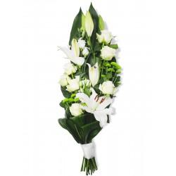 MARSEILLE FUNÉRAL FLOWERS - SERENA