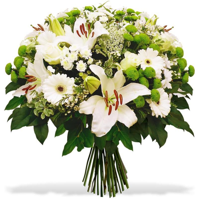 MARSEILLE FUNÉRAL FLOWERS - COMPASSION