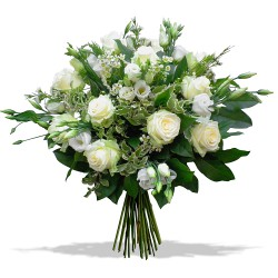 MARSEILLE FUNÉRAL FLOWERS - PUR CRISTAL