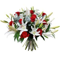 MARSEILLE FUNÉRAL FLOWERS - GAÏA