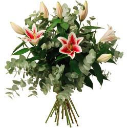 MARSEILLE FUNÉRAL FLOWERS - HARMONIE DE LYS