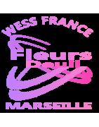 COURONNES DE FLEURS DEUIL MARSEILLE
